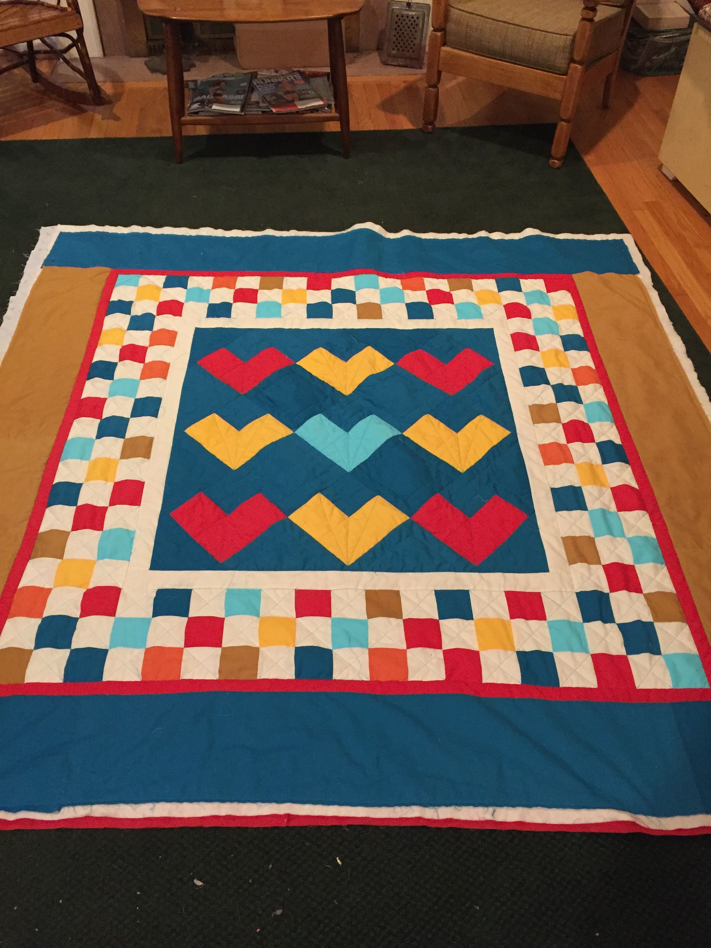 Pin by Jackie B. on My quilts (With images) | Contemporary ...