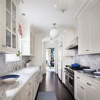 Best Galley Kitchen Images Small Galley Kitchen Makeover With