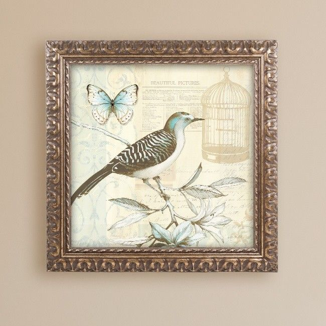 Freedom I by Lisa Audit Framed Painting Print