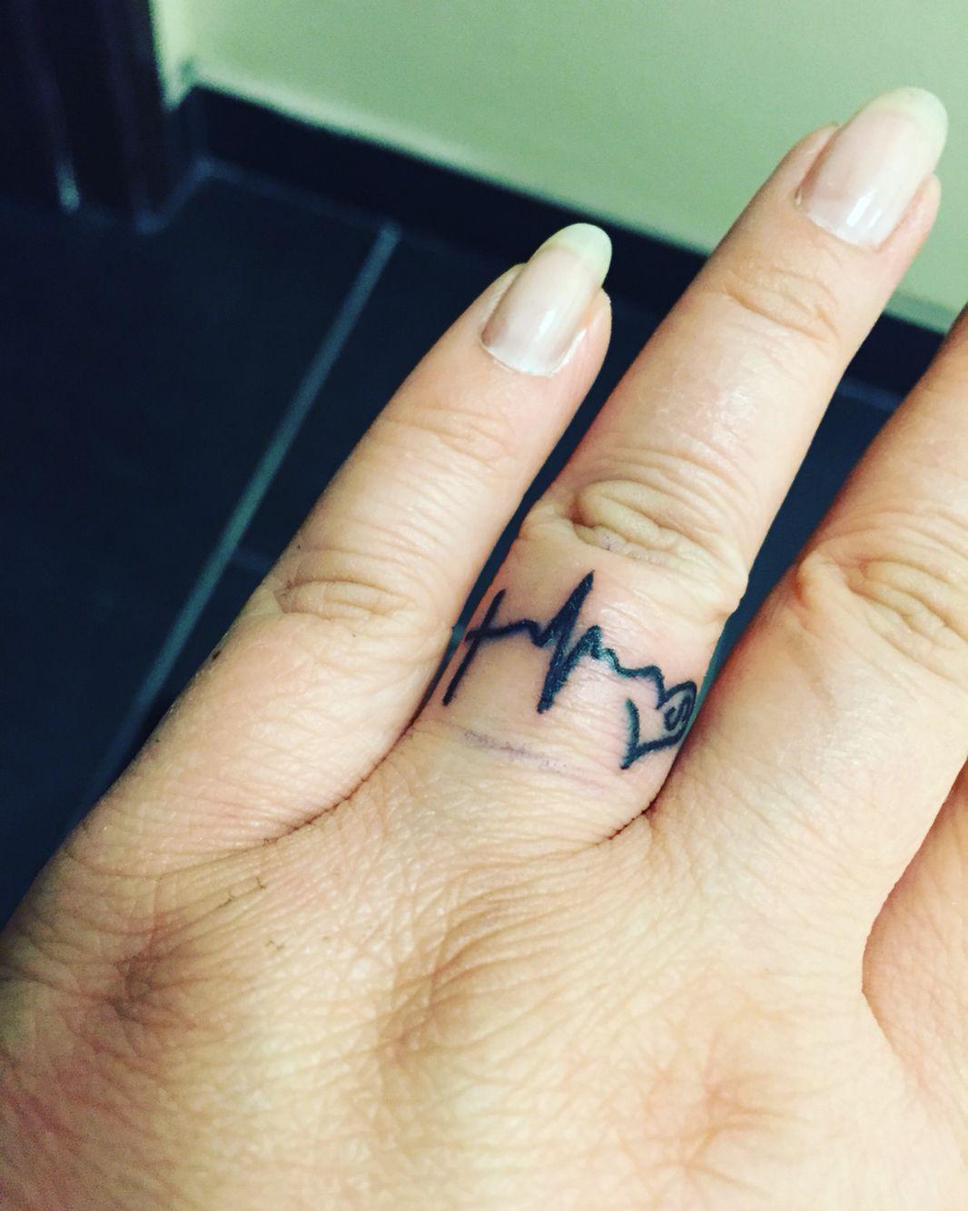 Ring tattoo. Faith Hope and Love. Geek tattoo, Ring