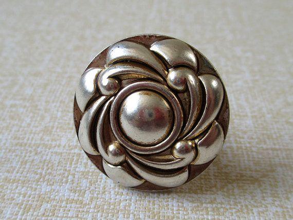 Flower Cabinet Knob Dresser Knobs Pull Drawer Knobs Pulls Handles Antique  Silver Vintage Look Furniture Knob Door Knob Handle Hardware 180