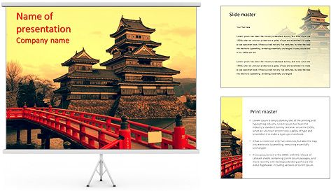Travelling To China Powerpoint Template Chinese Teaching Resources