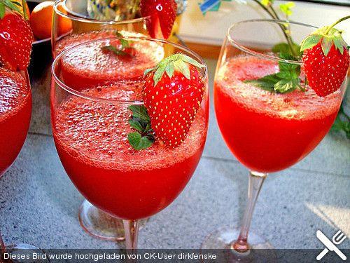 erdbeer daiquiri no 1 drinks pinterest getr nke daiquiri und erdbeer daiquiri. Black Bedroom Furniture Sets. Home Design Ideas