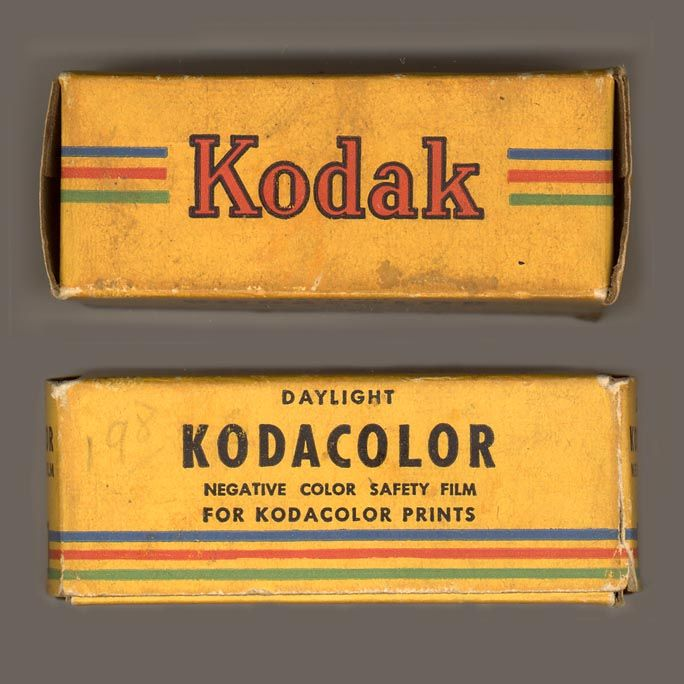 Kodak C120 Film By Tomr Photos Vintage Film Kodak Film Vintage Cameras