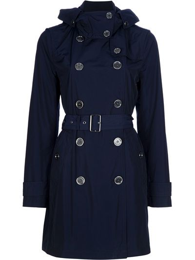 My new Burberry Brit - Balmoral trench coat. Think I will be wearing this with everything!