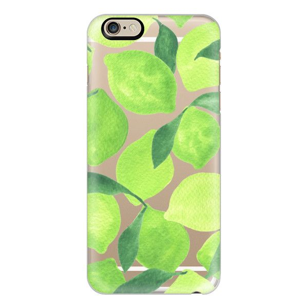 LIME TIME - iPhone 6s Case,iPhone 6 Case,iPhone 6s Plus Case,iPhone 6 Plus Case,iPhone 6 Cover,Clear iPhone 6 Case,Clear iPhone 6s Plus Case featuring polyvore, women's fashion, accessories, tech accessories, iphone case, iphone cases, slim iphone case, iphone cover case, lime green iphone case and apple iphone cases