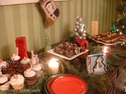 Holiday Party: Chex Mix, Frozen Hot Chocolate and more ...