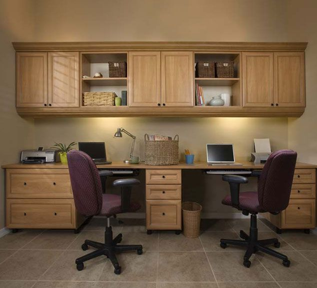 Custom Home Office Design | Furnitures, Cabinetry | OnWall Solutions