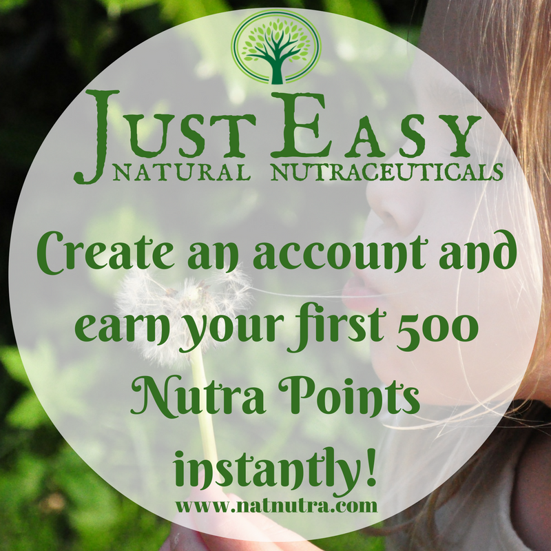😉Just Easy! 🌿Natural Nutraceuticals🌿 www.natnutra.com