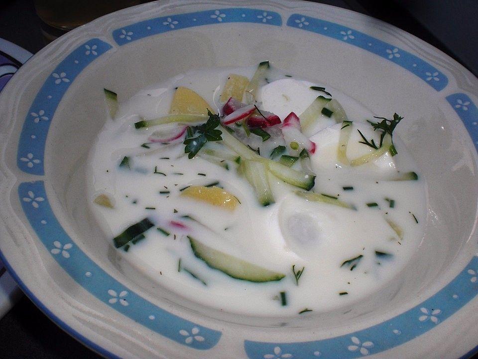 Okroschka von karlota | Chefkoch
