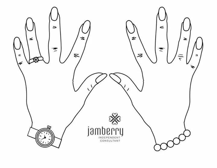 Coloring Sheet ♡ Jamberry Nails. Make it a party game
