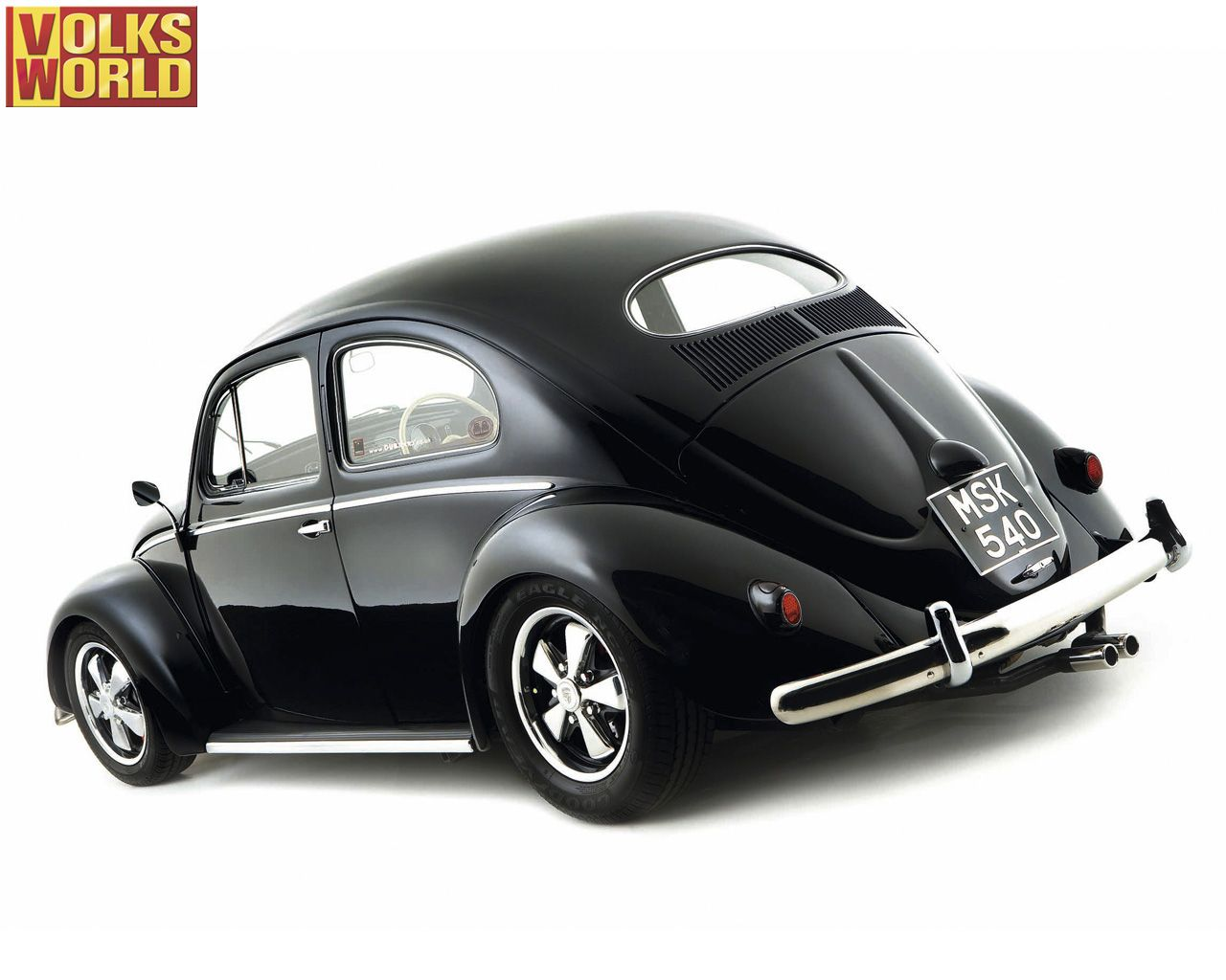 Volks World Oval bug