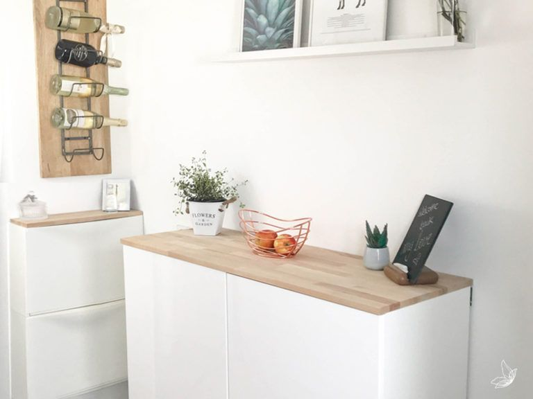 Photo of Ikea Hack – Metod Wandschrank als Sideboard Teil II ⋆ elfenweiss