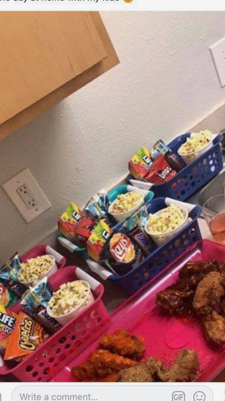 Pin By Minnz On Nocowanie With Images Imprezy Jedzenie