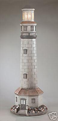 Details About 72 Lighthouse Outdoor Cement Garden Statue Garden