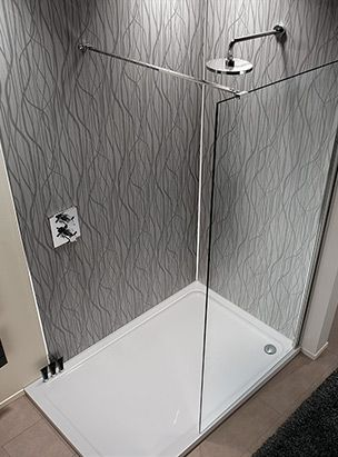 showerwall infinity waterproof panelling system 14