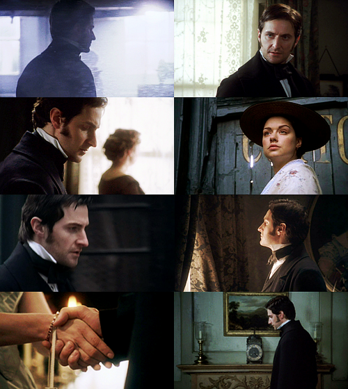 Screen caps - North & South (TV, Mini-Series, 2004) #elizabethgaskell