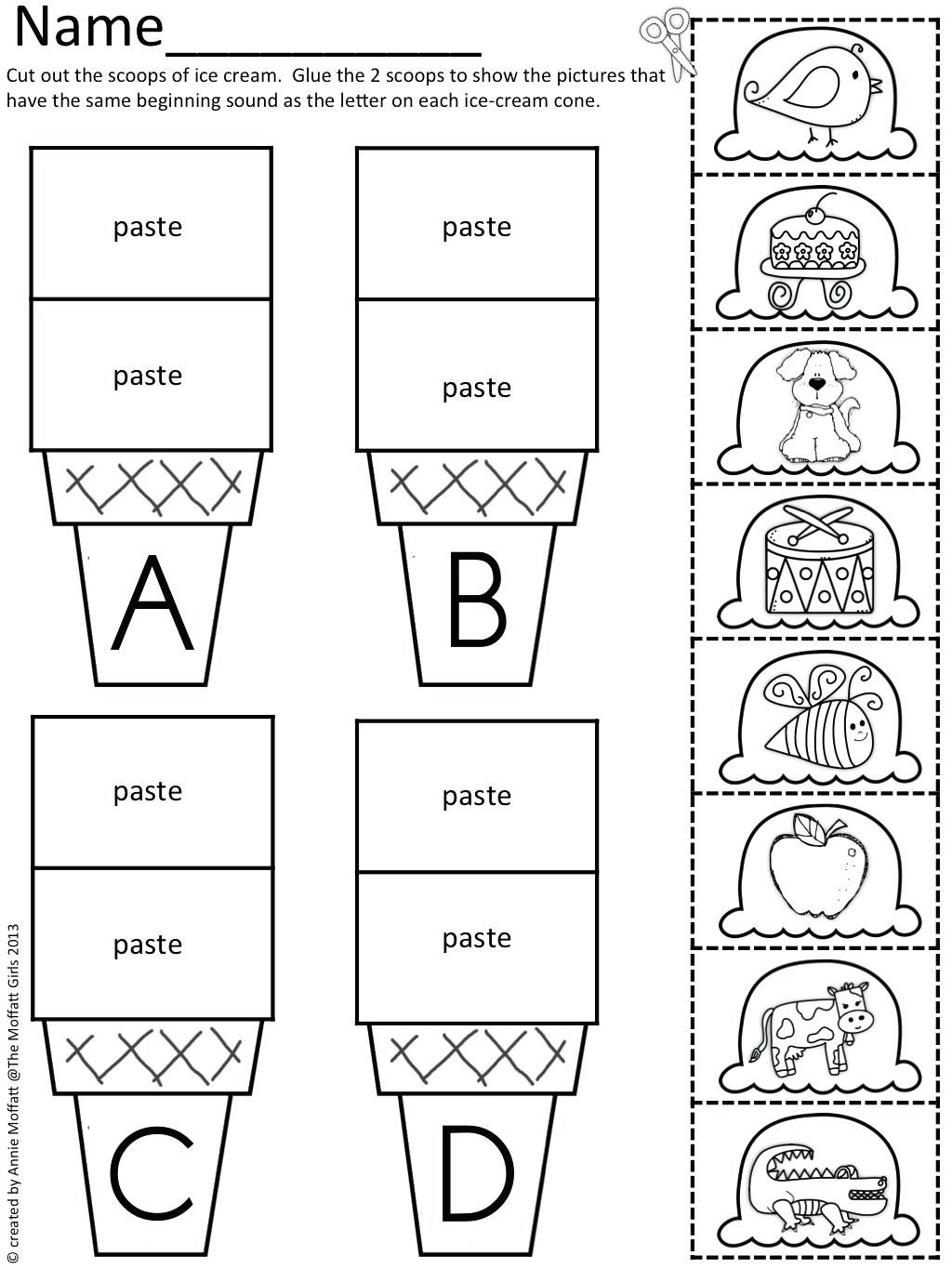 Worksheet Beginning Middle End Worksheets Kindergarten