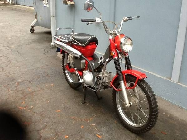1975 ct90 wiring diagram clarke single phase induction motor honda trail 90 motorcycle | rides pinterest honda, scooters and cub