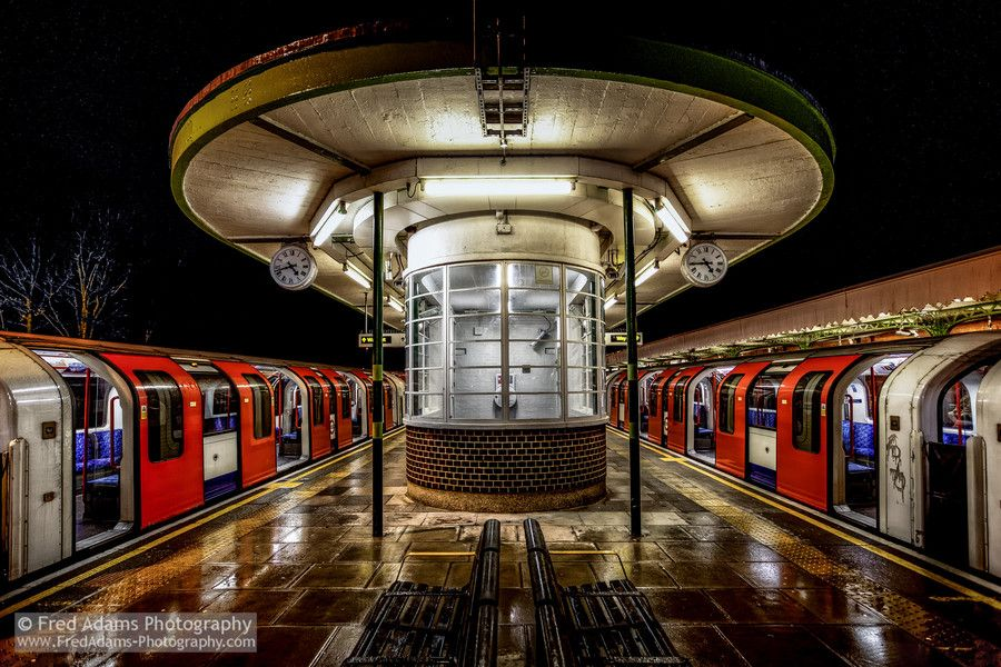 Hainault by Fred  Adams on 500px