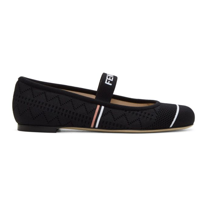 Fendi Sock Ballerina Flats zdC75o4tv