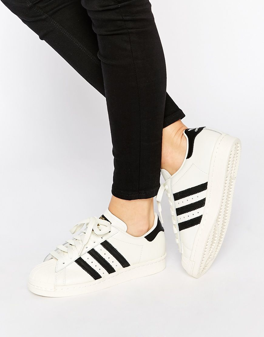 adidas originals superstar 80s trainers
