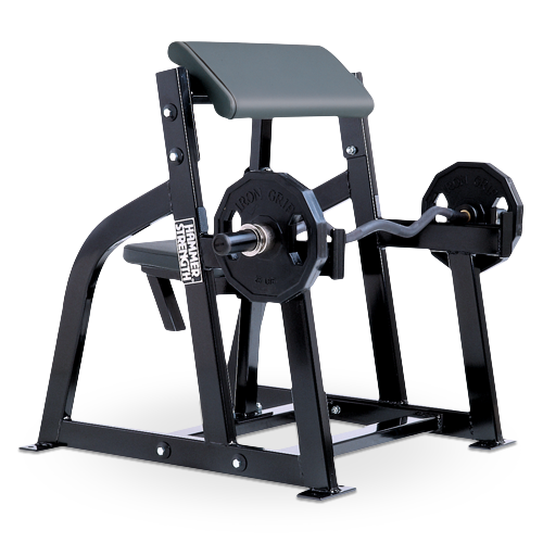 Seated arm curl gym equipment gym workouts personal gym gym