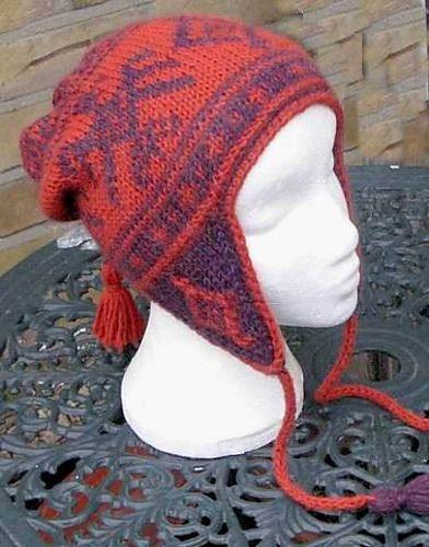 Chullo es un sombrero andino con orejeras 5e85d40c83d