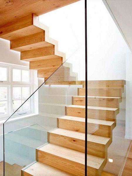 Best U Shaped Staircase Di 2020 Rumah 400 x 300