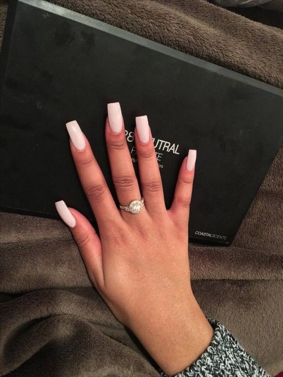70+ Summer Best Stunning Square Nails Design include Acrylic Nails and Matte Nails – Page 40 of 71 – Diaror Diary