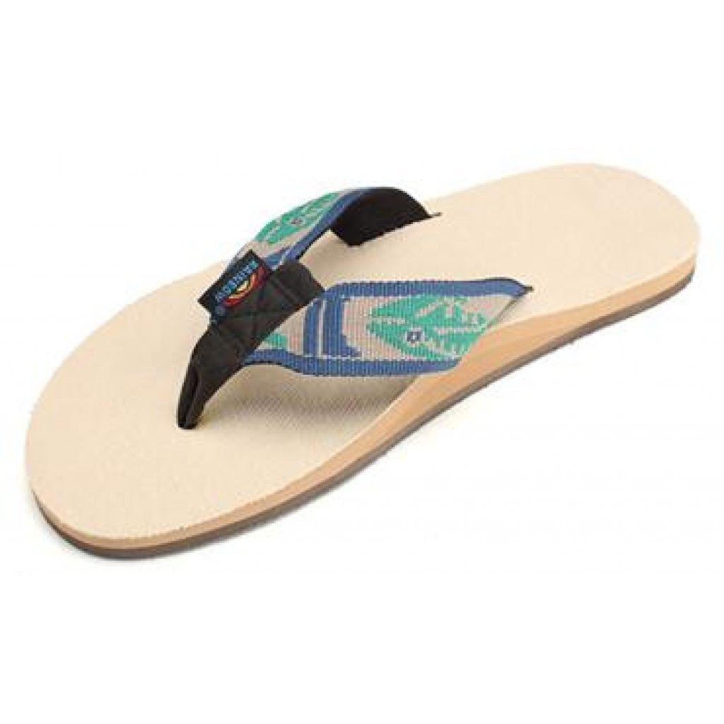 c30bcf6b72b7 Natural Hemp Top Single Layer Arch Sandal with Green Fish Strap by Rainbow  Sandals