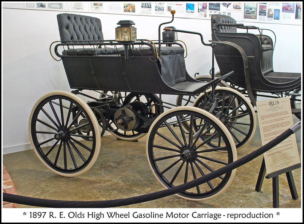 American Cars: Pre-1900 | Cars
