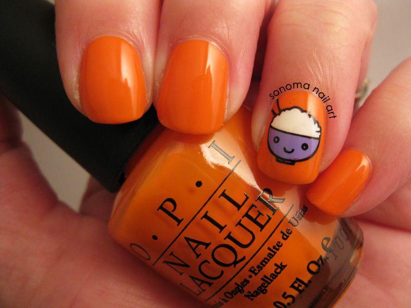 Sonoma Nail Art #nail #nails #nailart