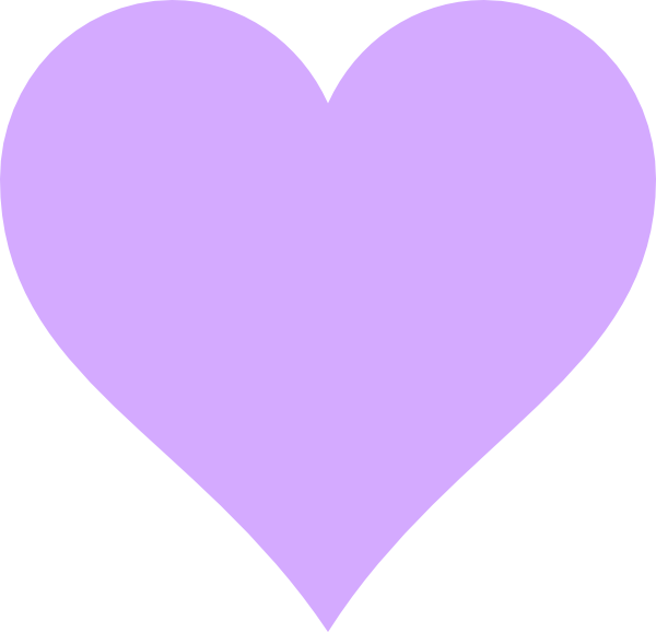 Vector Clip Art Online Royalty Free Public Domain Clip Art Pink And Purple Flowers Colorful Heart