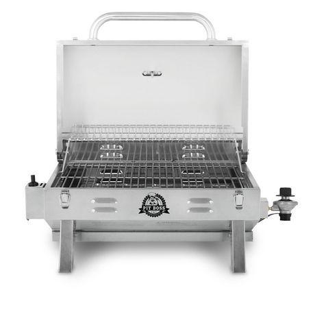 Pit Boss Single Burner Portable Gas Grill | Walmart Canada ...