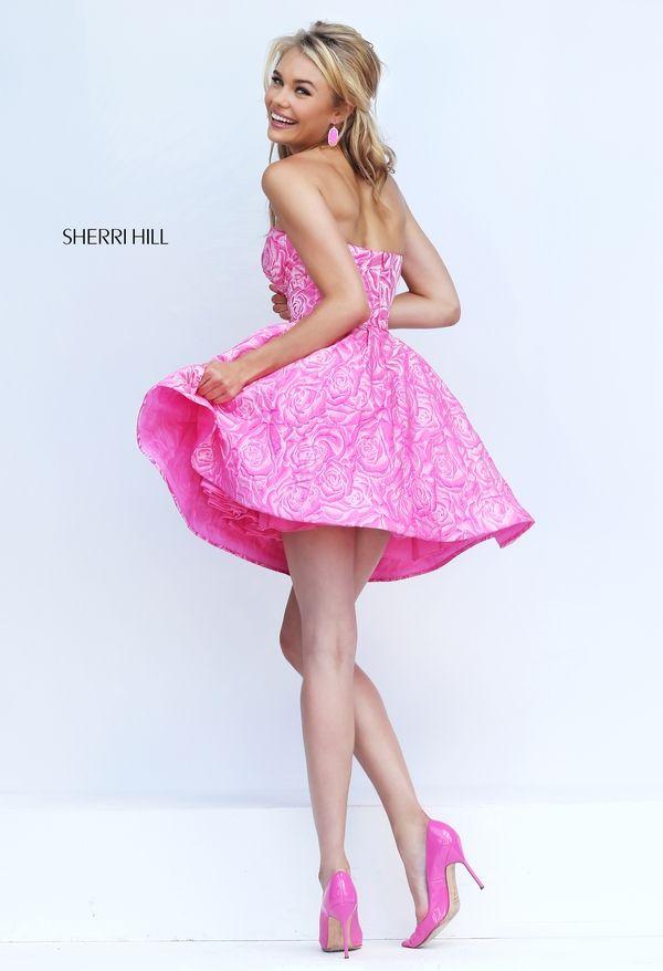 c11b89bf9a Sherri Hill 50131 Summer Skirts