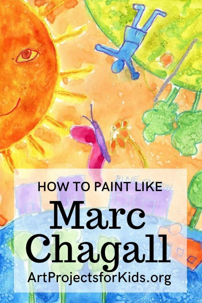 Photo of How to Draw like Marc Chagall