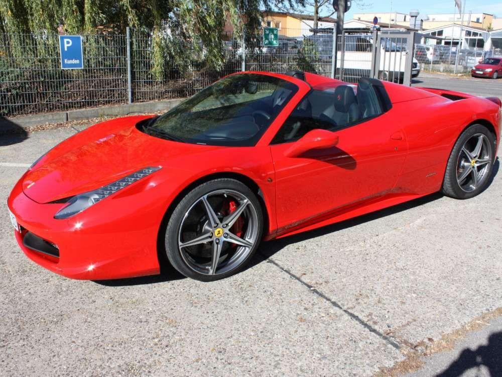 2021 Ferrari F458 Spider Roadster Cabriolet Camera Lift Hi Fi