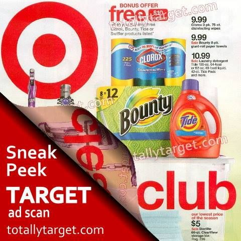 Check out this sneak peak of the NEW Target Ad - Week of 2/19 - 2/25! Read more on Totally Target.