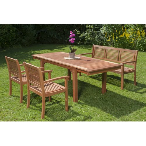 Kampen Living Hannes 5 Seater Dining Set Products In 2019