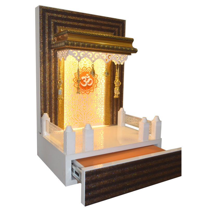 Wall Mounted Temple Models For Home