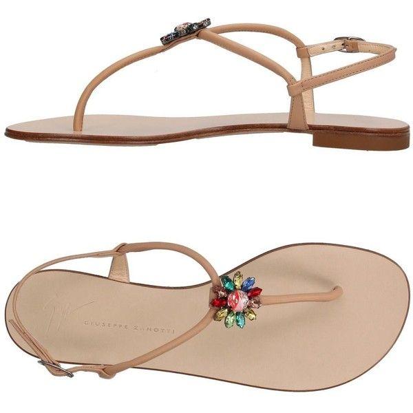FOOTWEAR - Toe post sandals Giuseppe Zanotti aySsRMapc