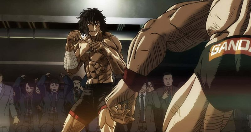 Kengan Ashura Part 2 Release Date Plot Cast Trailer And Everything You Need To Know About The Netflix Original Netflix Original Anime Anime Anime Titles