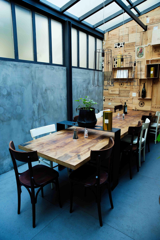 Les Amis Des Messina Reaumur Paris Italien Sicilian Restaurant