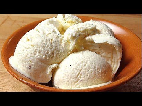 ايس كريم الموز فى الخلاط فى 5 دقائق وبمكونات بسيطه Vanilla Bean Ice Cream One Pot Chef Ice Cream Recipes