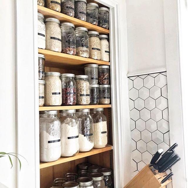 top 10 tips zero waste for beginners pantry inspiration beautiful pantry zero waste on kitchen organization zero waste id=96520