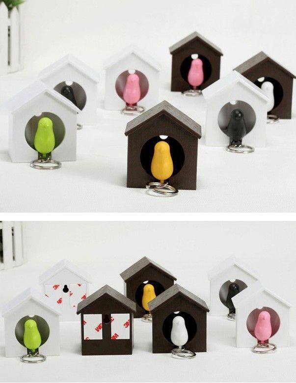 Sparrow Birdhouse Key Ring7.jpg (603×780)