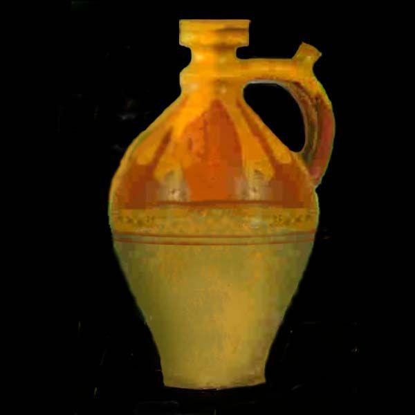 Water jug, Oboga, 1950