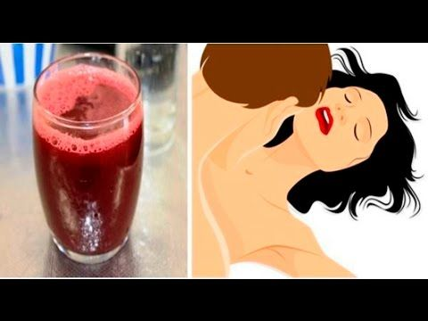 Cómo hacer el Viagra natural usando sólo 2 Ingredientes - YouTube