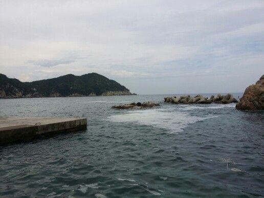 바다가 보고 싶다